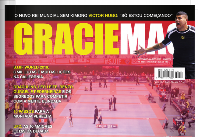 GRACIEMAG #271 – Use a adrenalina dos campeonatos ao seu favor