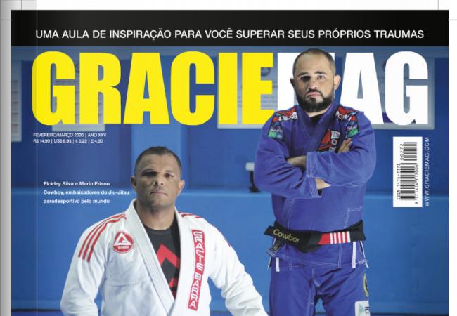 GRACIEMAG #272 – O milagre do Parajiu-Jitsu