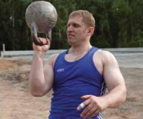 Training for Warriors: The kettlebell dossier