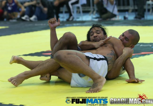 Video: The best moments of Rodolfo Vieira vs. Ben Henderson at ADCC 2015