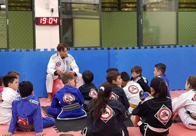Cristyan Martins e o valor do BJJ na formação dos jovens