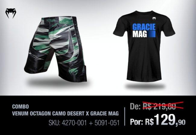 Bermuda + Camisa = 10x de apenas R$12,99