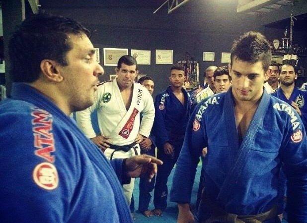 De pai para filho: As lições que Fabiano e Patrick Gaudio aprenderam um com o outro no Jiu-Jitsu