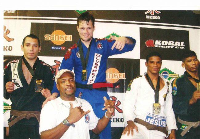 Vídeo: Cristyan Martins ensina passagem de guarda que mudou sua história no Jiu-Jitsu
