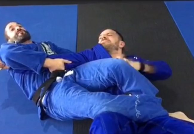 Fepa Lopes ensina armlock partindo do controle lateral