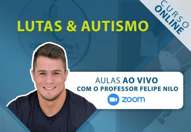 Felipe Nilo e a arte de ensinar Jiu-Jitsu para jovens com autismo