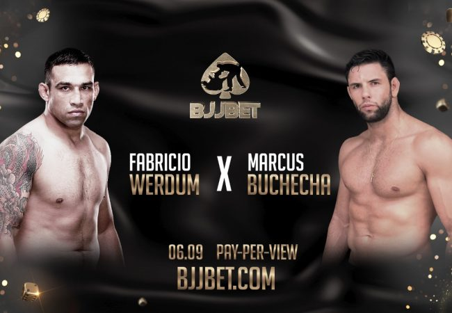 Exclusive: Fabricio Werdum and Marcus Buchecha on their Sept. fight at BJJBET