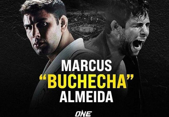 Marcus Buchecha signs with One Championship for his MMA debut