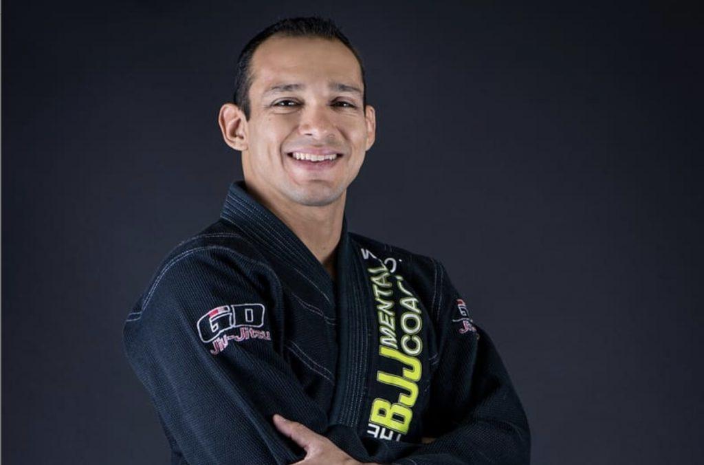 Gustavo Dantas convida você para Congresso Virtual de Jiu-Jitsu, em setembro