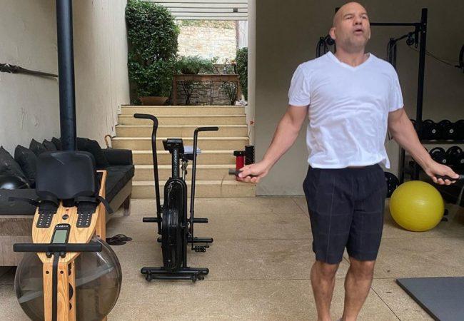 Os 2 únicos treinos aeróbicos que Fabio Gurgel consegue fazer após os 50 anos