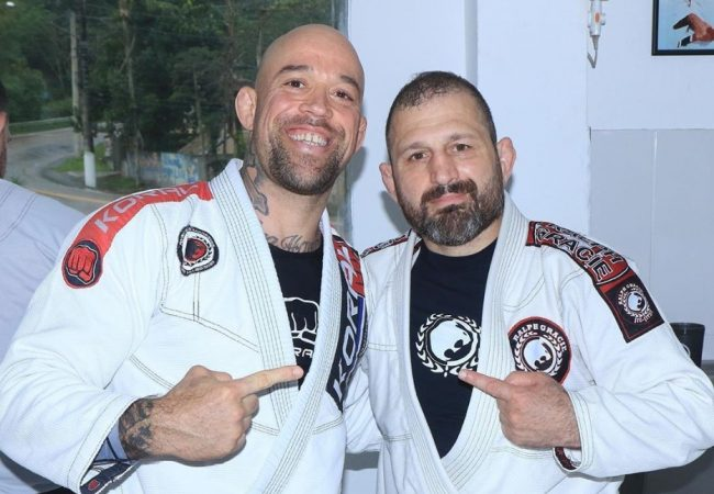 Iuri Maresias ensina entradas de leglock no Jiu-Jitsu