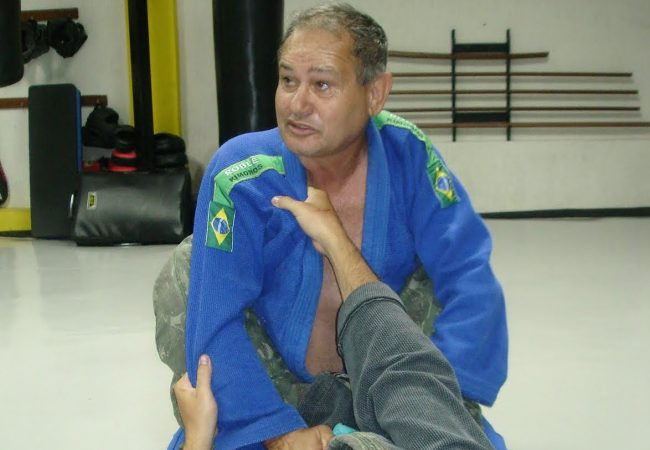 Inspire-se numa luta entre mestres de Jiu-Jitsu, com Orlando Saraiva
