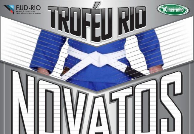 FJJD-Rio promove competição para faixas-brancas em setembro