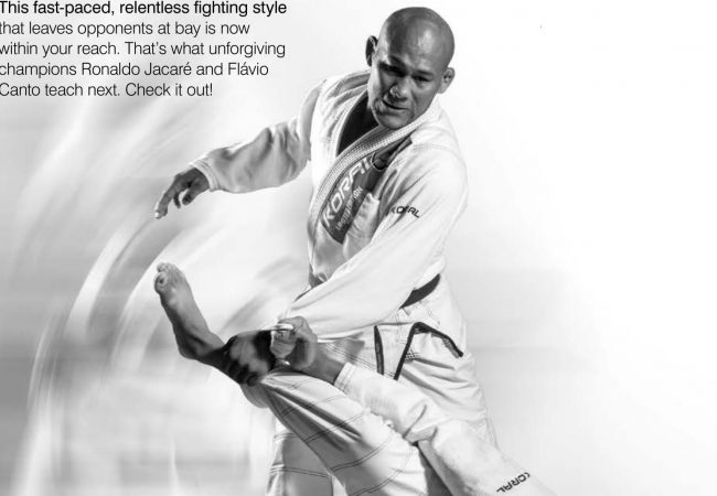 Becoming fluid: Learn Ronaldo 'Jacaré' Souza's relentless fighting style