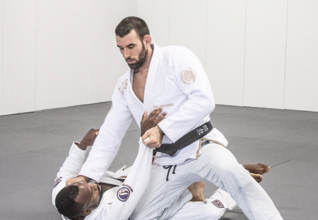 Igor Paiva wants to change other people's lives through BJJ