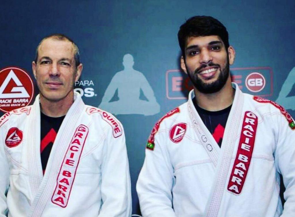 Seidler Rodrigo e sua missão com o Jiu-Jitsu na Gracie Barra Salt Lake City
