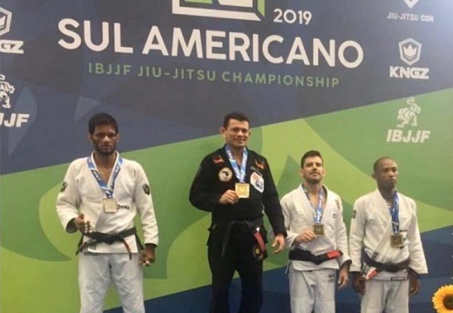 André Gigueto e seu estilo ofensivo para vencer no Jiu-Jitsu