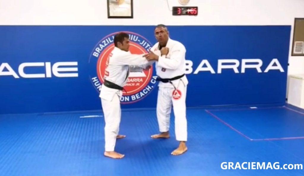 Miltão Machado ensina detalhe para derrubar e montar no Jiu-Jitsu