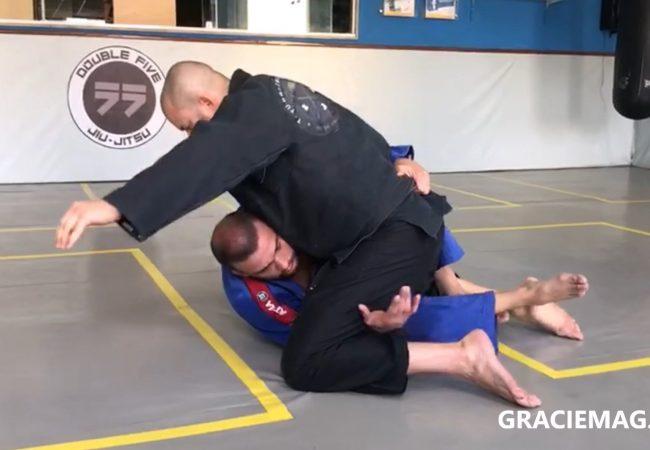 Alexandre Salgado (Double Five) ensina armadilha na meia-guarda profunda