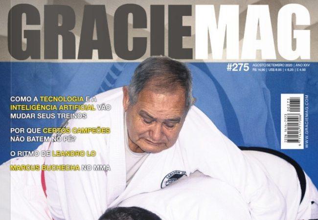GRACIEMAG #275: Como o Jiu-Jitsu traz jovens para o caminho do bem