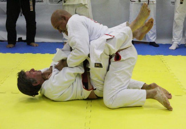 A paixão de Luiz Fux pelo Jiu-Jitsu