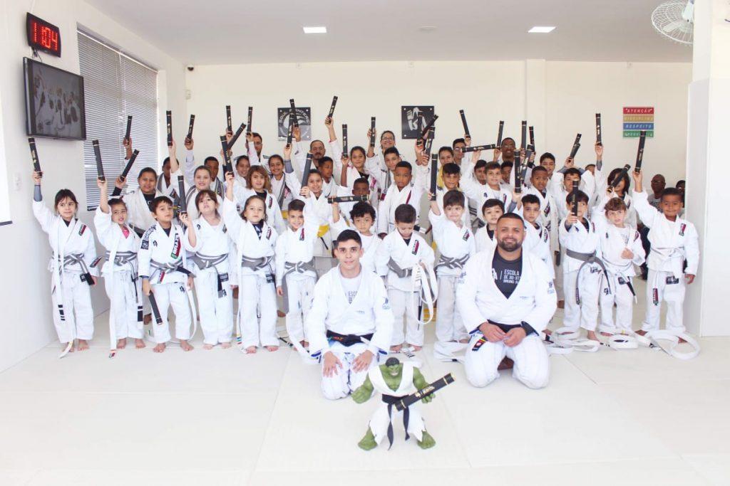 Em nome do filho: a missão de Bruno Alves no Jiu-Jitsu após tragédia familiar