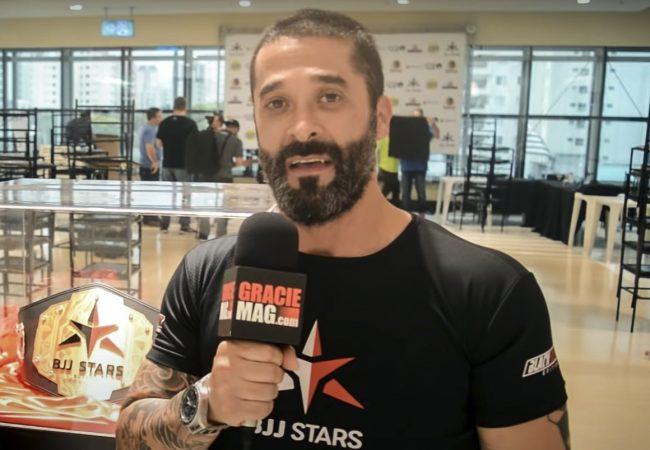 """Fepa Lopes avalia BJJ Stars: """"Temos os melhores cards do Jiu-Jitsu"""""""