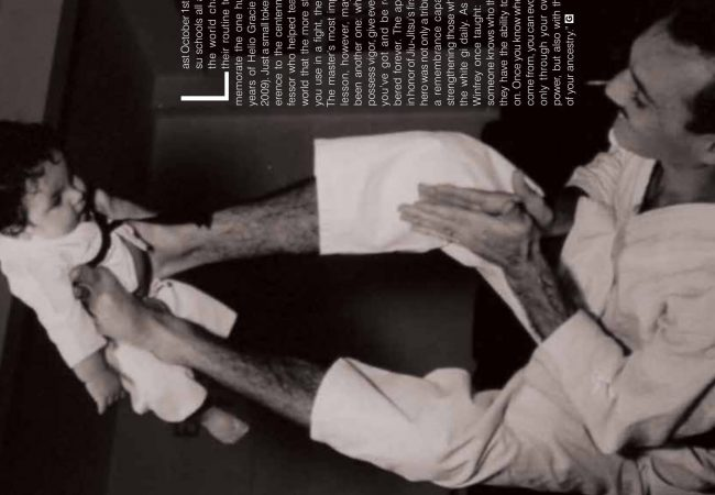 A deep dive into the life of Helio Gracie