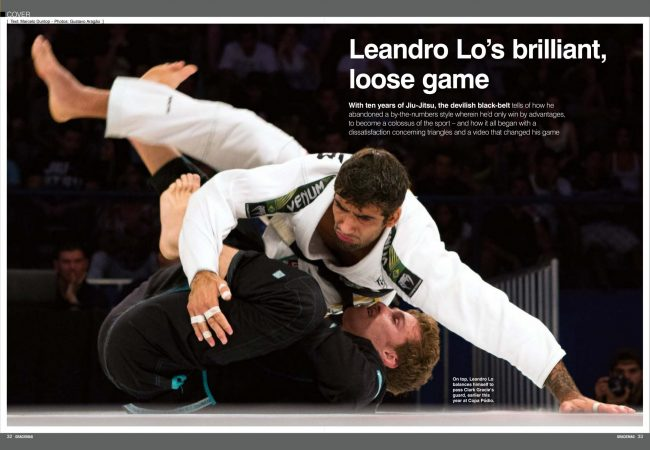 Lo and behold: Learn Leandro Lo's game with this Training Program