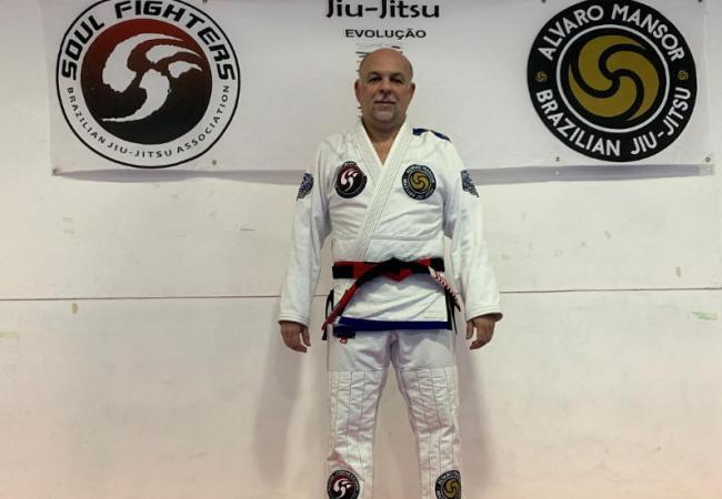 Mestre Álvaro Mansor em novo endereço com a Soul Fighters matriz