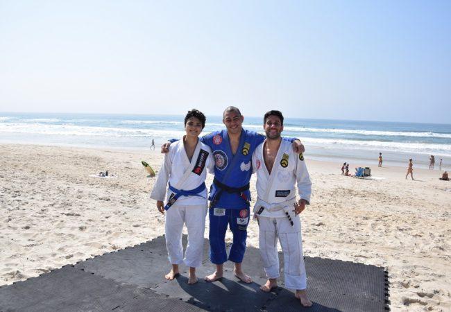 Matheus Zimmermann e sua mudança de ares para evoluir no Jiu-Jitsu como professor e empresário