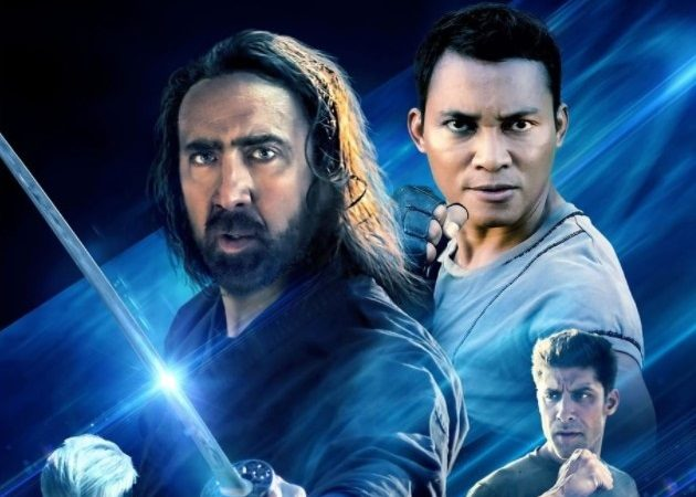 'Jiu Jitsu,' starring Nicolas Cage, premieres in November
