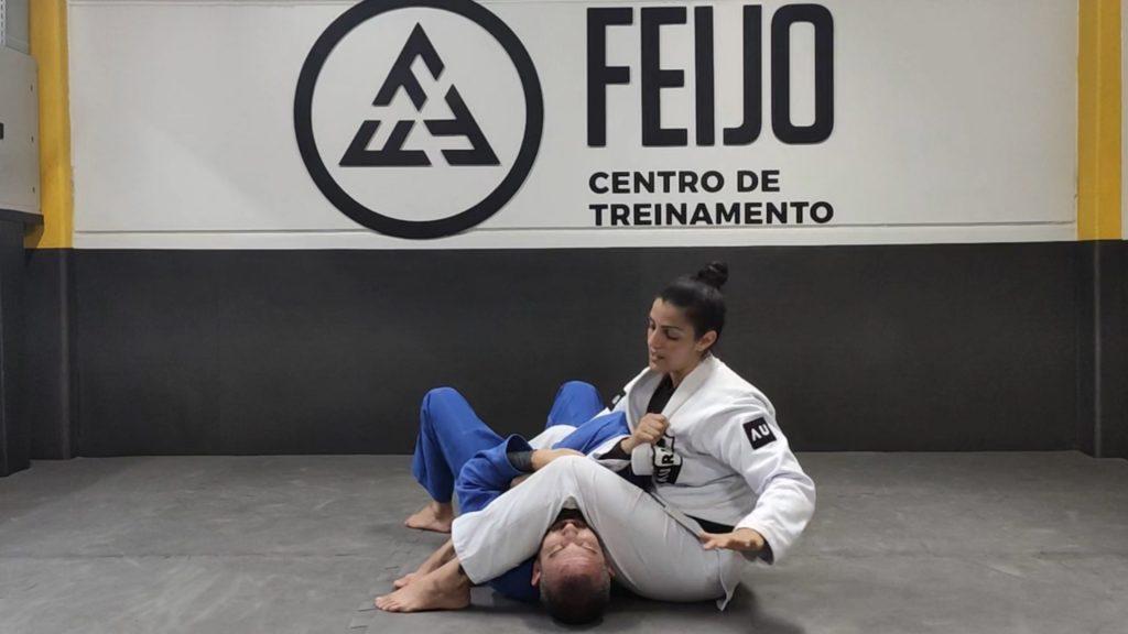 Jean e Jo Feijó ensinam atalho para driblar defesa do armlock