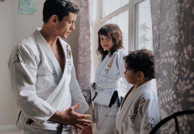 A importância do Jiu-Jitsu na educação dos pequenos, por Caio Nucci