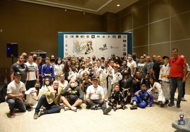 Copa Company de Jiu-Jitsu confirma venda de ingressos para evento desta semana