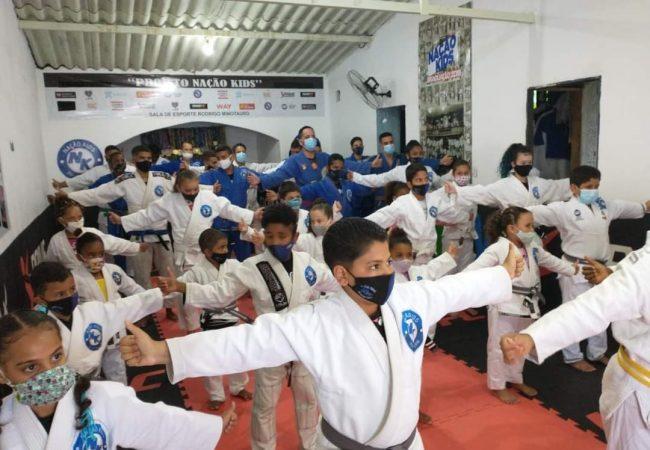 Circuito Mineirinho 20/21 leva crianças para o Pan Kids da IBJJF