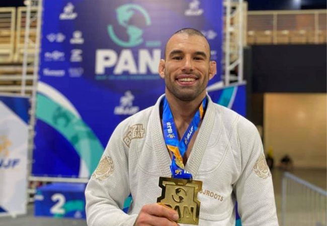 Igor Paiva celebrates title at the 2020 Pan: 'I demanded less of myself'