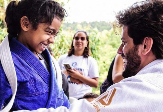 Rafael Marangoni e o Jiu-Jitsu como receita contra o bullying