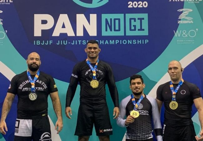 No-Gi Pan: Check out the final results