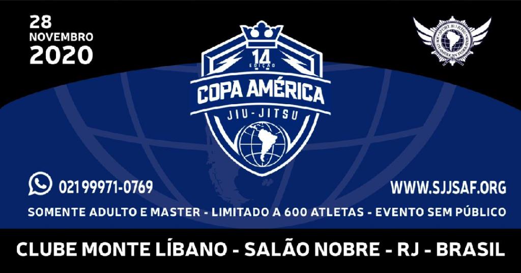 5 motivos para você se inscrever na Copa América hoje, por Raphael Abi-Rihan