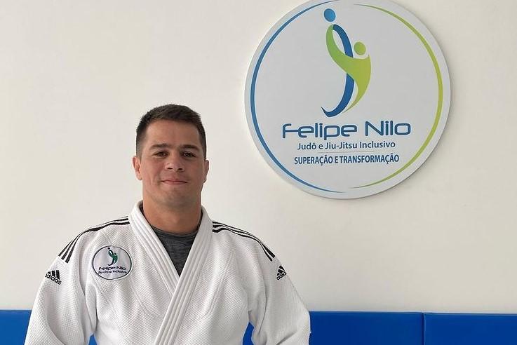 Felipe Nilo comenta aplicação do Jiu-Jitsu como terapia em crianças com paralisia cerebral