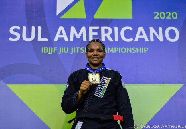 Sul Americano de Jiu-Jitsu 2020: Gabi Pessanha e Jaime Canuto faturam ouro duplo