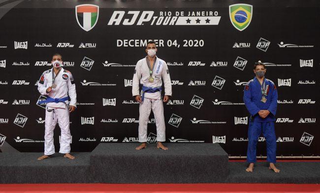 AJP Tour Rio International Pro: day 1 results