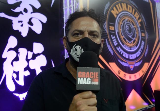 Moisés Muradi avalia sucesso do Mundial da CBJJE em tempos de pandemia