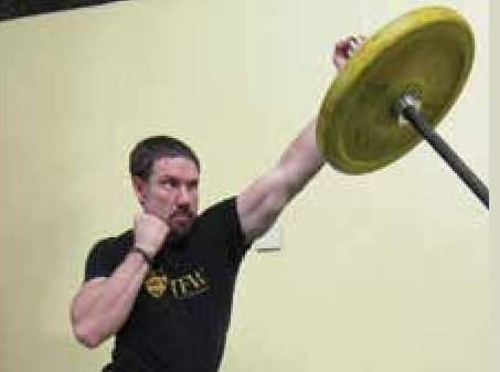Training for Warriors: A full-body workout using a barbell
