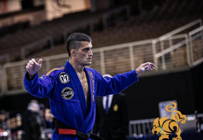 """Ninja Pinto sobre o 1º título no Mundial Master: """"Foi nos 45 segundos finais"""""""