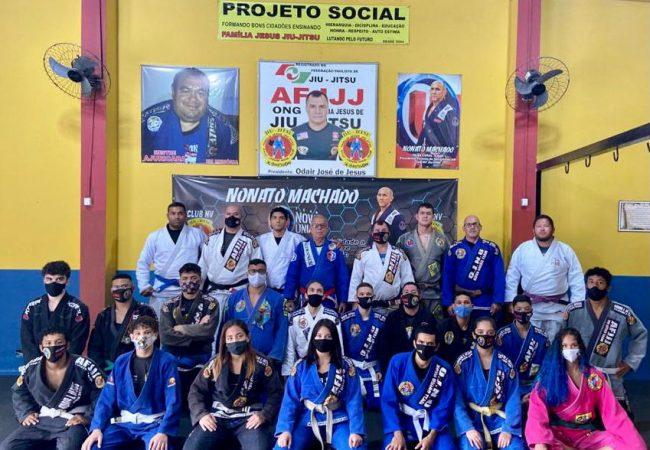 GMI: Odair Jesus recebe Edison Leandro da Silva para seminário em Itu