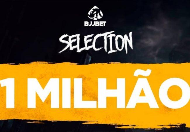 BJJBet Selection: 1 milhão de votos definem card do GP; confira os nomes