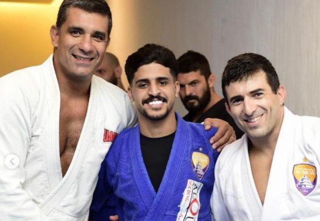 A superação de Khalifa, aluno de Pedro Damasceno nos Emirados Árabes