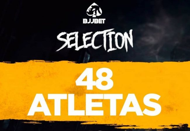 BJJBet coloca 48 atletas no páreo rumo ao GP Selection, com patrocínio e vaga no próximo card